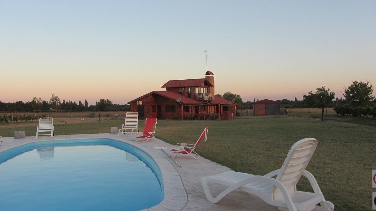 complejo vivienda - turistica - finca - 43000m2 con 7 casas