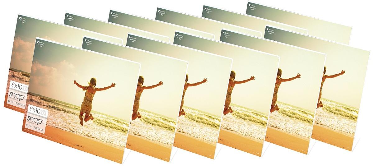 Complemento 10x8 Horizontal Acr Lico Marco Juego - $ 2,820.00 en ...