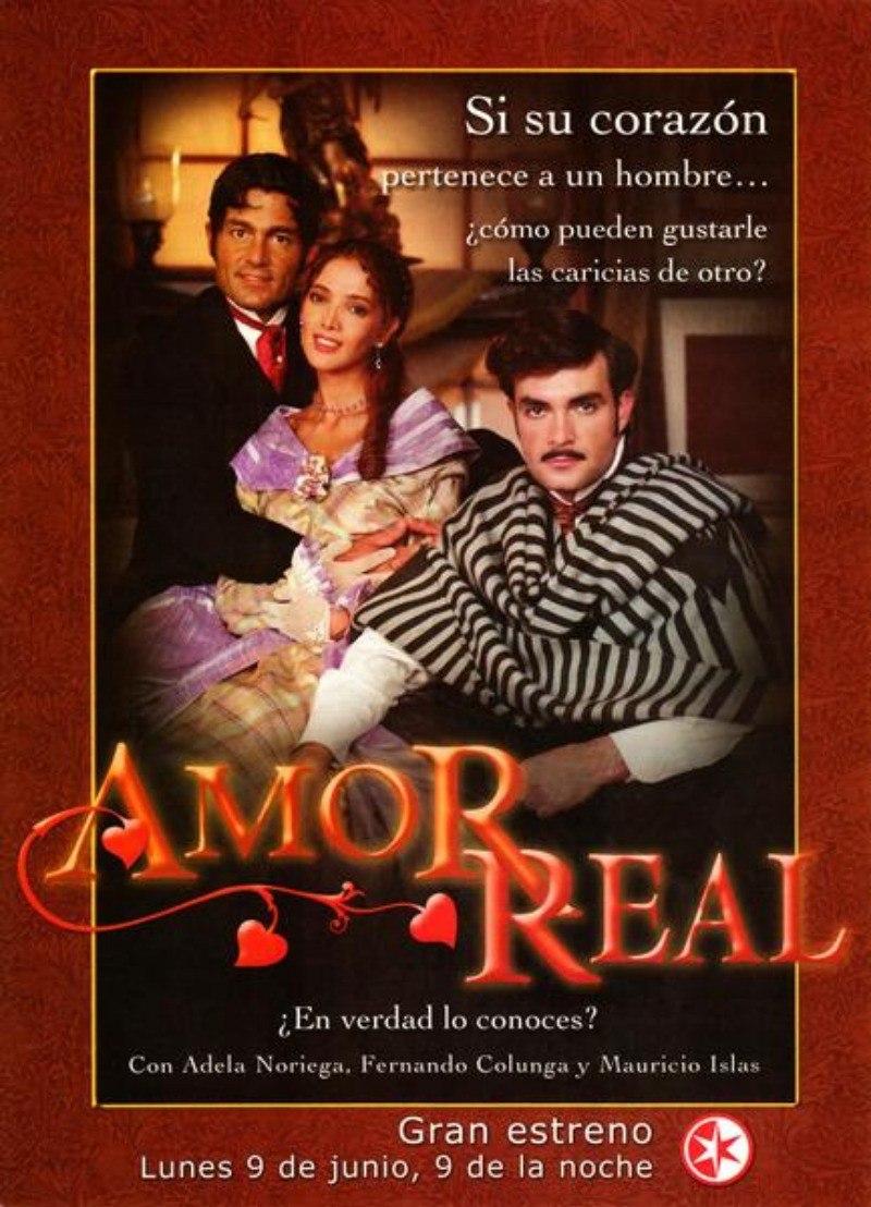 Completas Amor Real Sortilegio Alborada Pasion Orig Dvd Bs 6 400