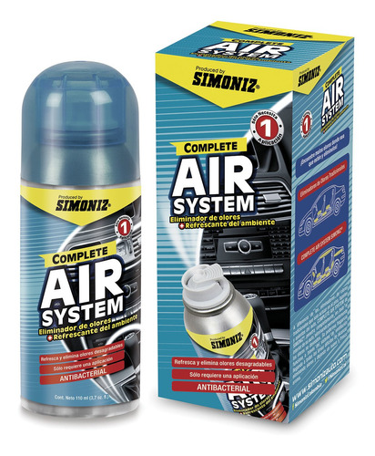 complete air system air system