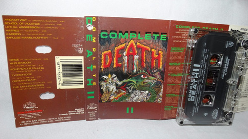 complete death - ii ( angkor wat hatred compilaciòn death re