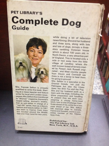 complete dog guide