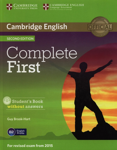 complete first 2nd ed - student s book sin rta - cambridge