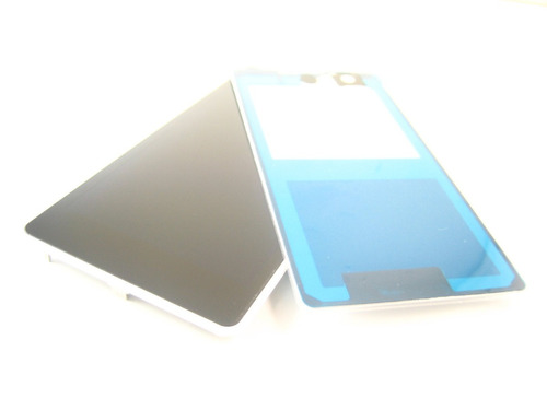 complete lcd +touch+cover+frame sony xperia z1 compact~white
