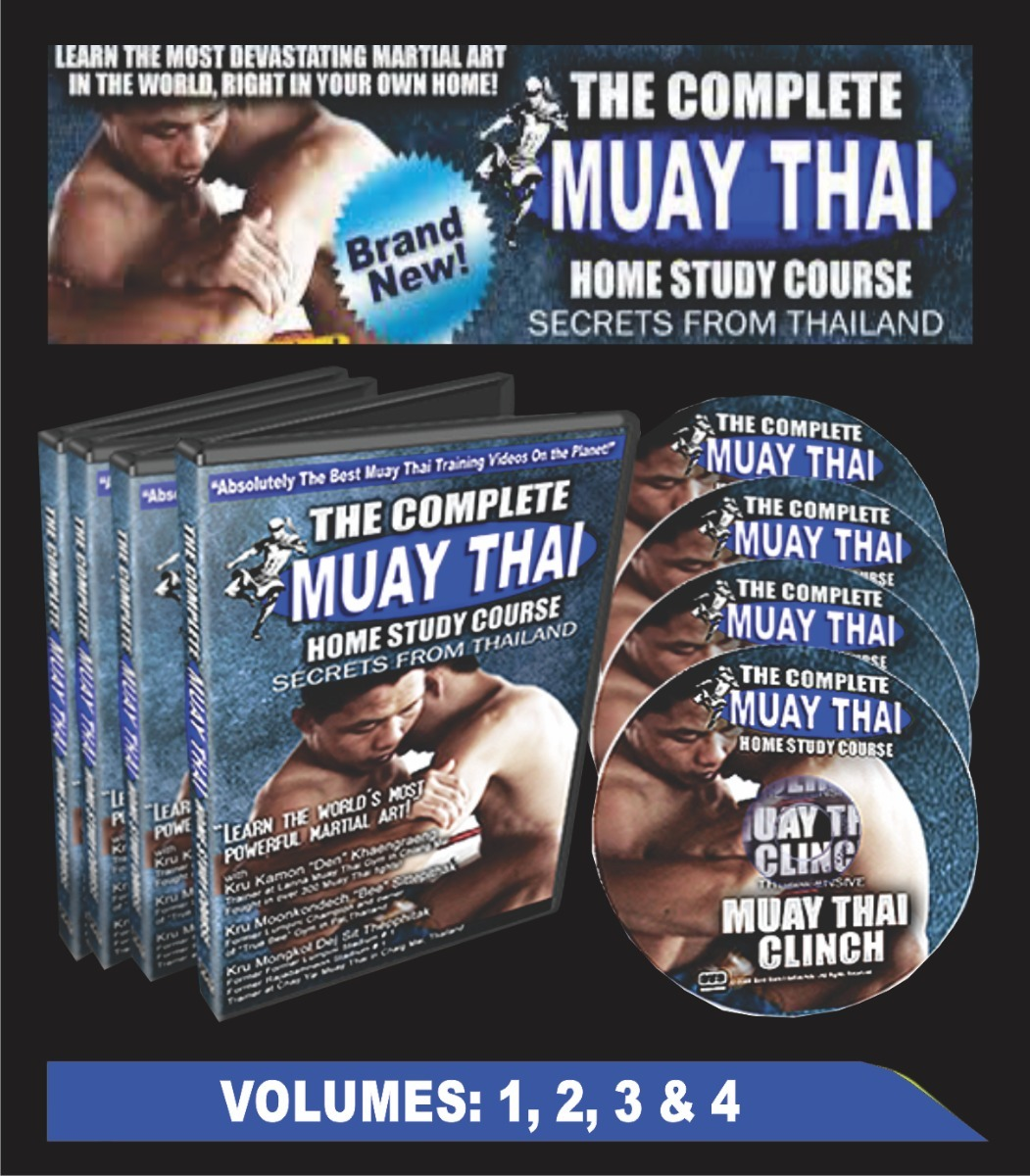 Learn These Muay Thai Training Videos {Swypeout}