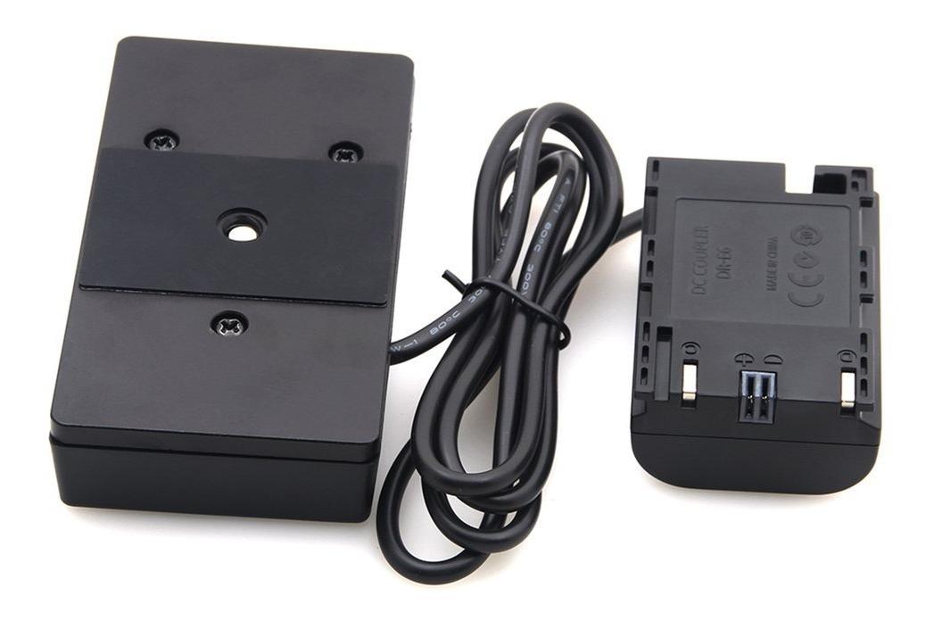 Batería Maniquí Adaptador Power Supply Para Sony Np Serie NP-F550 F570 F750 F970