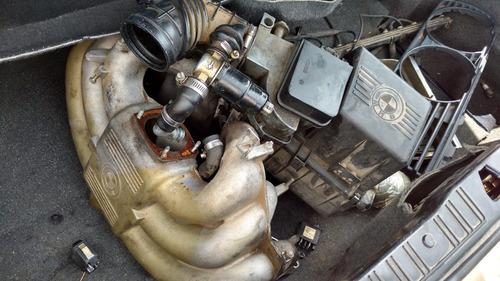 completo o partes bmw 325i 6 cil convertible, aut. 1991