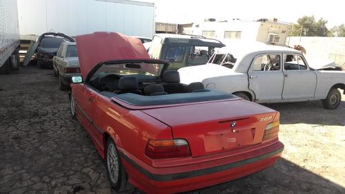 completo o partes bmw 325i 6 cil convertible, automatico
