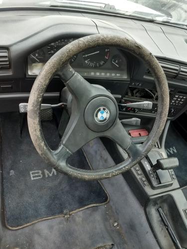 completo o partes bmw 325i 6 cil convertible, e30 aut. 1988