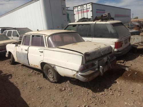 completo o partes mercedes 220 aut. 6 cil 1959-1968