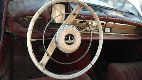 completo o partes mercedes 220s std 6 cil 1959-1968
