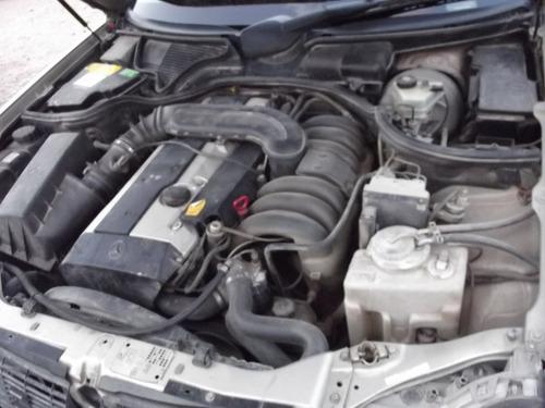 completo o partes mercedes benz e320 mod.1999 aut.6 cil