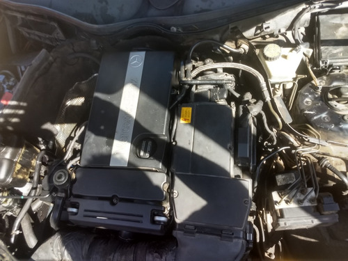 completo o partes mercedes c230 kompresor 4 cil automatico