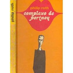 complexo de portnoy - philip roth / livro de capa dura