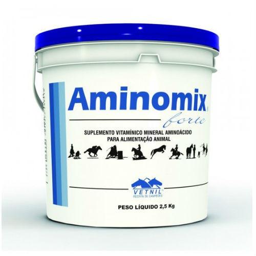 complexo vitaminico vetnil aminomix forte 2,5kg