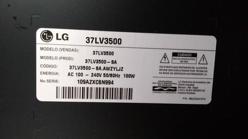 componentes da tv lg37lv3500 faça suas perguntas