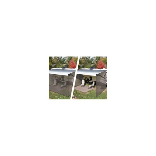 componentes de lippert 37978607 panel de sombra lateral