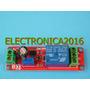 12v Dc Delay Relay Ne555 Timer Switch Ajustable 0 A 10seg