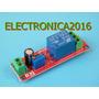 12v Dc Delay Relay Ne555 Timer Switch Ajustable 0-10s Lm555