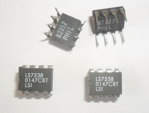 componentes electronicos que no se consiguen - importacion