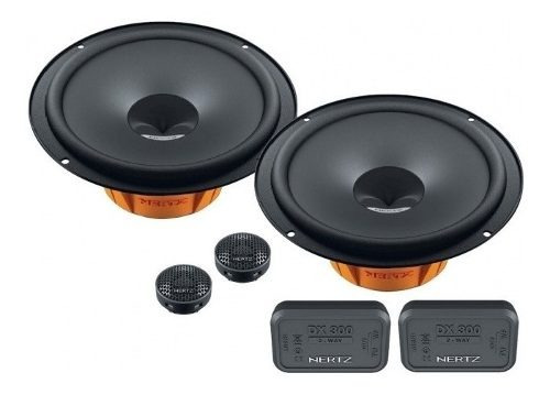 componentes hertz dsk165.3 16cms 80rms
