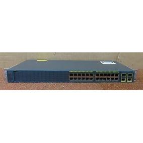 Switch Cisco 2960 Catalyst Series Si Semi Novo Com Nota