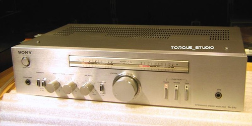 componentes sony analogicos japan  tornamesa direct drive