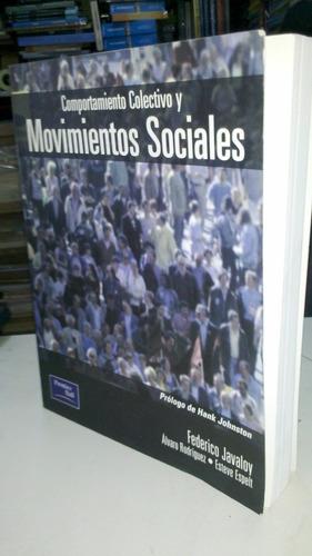 comportamiento colectivo movimiento social psicologia social