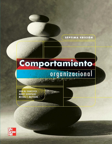 comportamiento organizacional 7º ed ivancevich digital