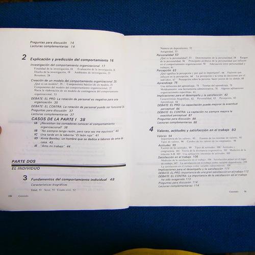 compórtamiento organizacional, stephen p. robbins, ed. prent