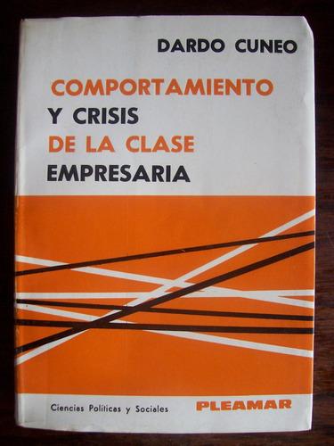 comportamiento y crisis de la clase empresaria