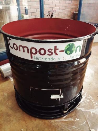 compostera compost-on + kit de jardinería envío