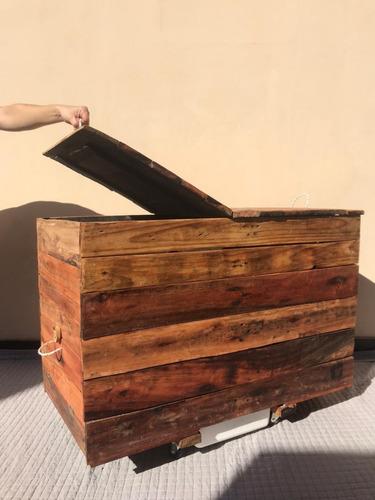 compostera de madera tricicla 350 litros