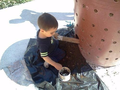 composteros chinamperos disminuyen gases tipo invernadero