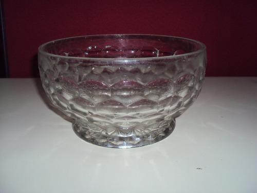 compotera de vidrio bowl vajilla bazar caramelera fuente
