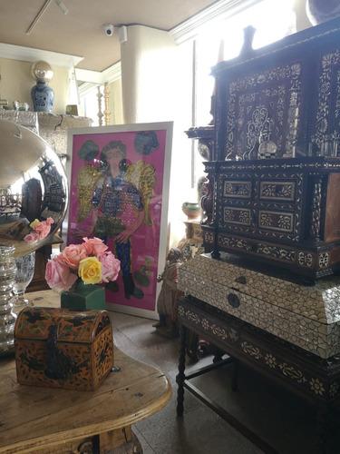compra de arte colonial mexicano de buena procedencia