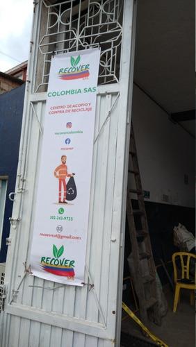 compra de material reciclable