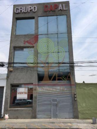 compra edificio en avenida principal