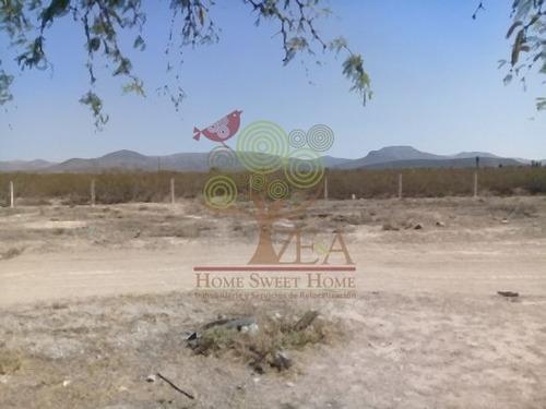 compra excelente terreno a pie de carretera matehuala