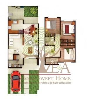 compra hermosa casa en privada para tu familia!!!