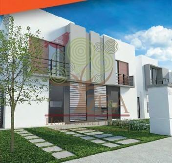 compra hermosa casa en privada para tu familia