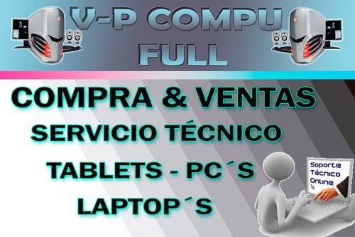 compra - venta de laptops y pc´s