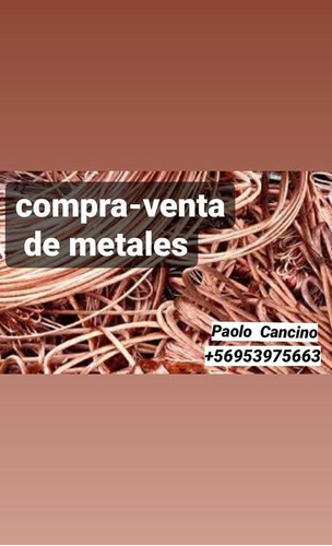 compra-venta metales