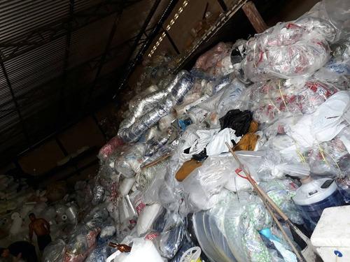 compra y venta plastico reciclado ¿pelicula post industrial¿