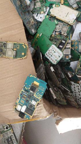 comprador placa de celular por kilo  lixo eletronico