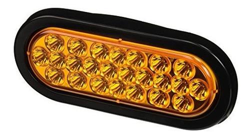 compradores productos 6 led oval empotrable luz estroboscopi