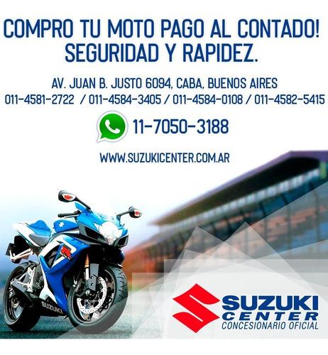 compramos tu moto en suzukicenter! honda twister 250