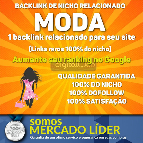 comprar backlink nicho moda dofollow guest post seo