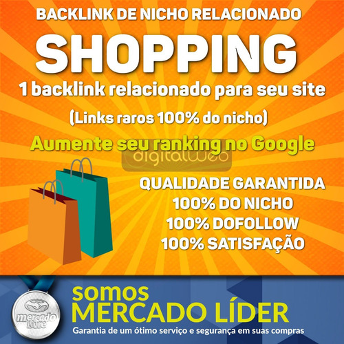 comprar backlink nicho shopping dofollow guest post seo
