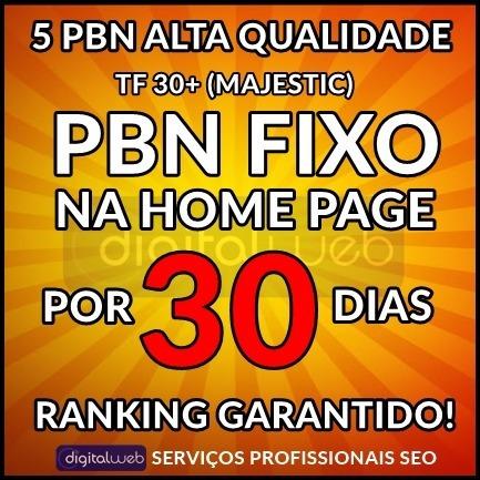 comprar backlinks pbn fixo 30 dias homepage alto tf30+ seo
